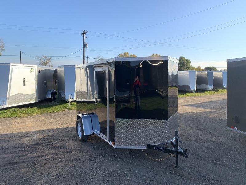 2020 United Trailers 6X10 Enclosed Cargo Trailer