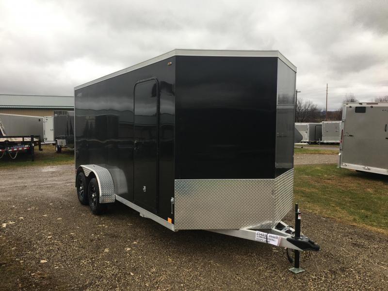2020 Legend Manufacturing 7X16 Thunder Aluminum Enclosed Cargo Trailer