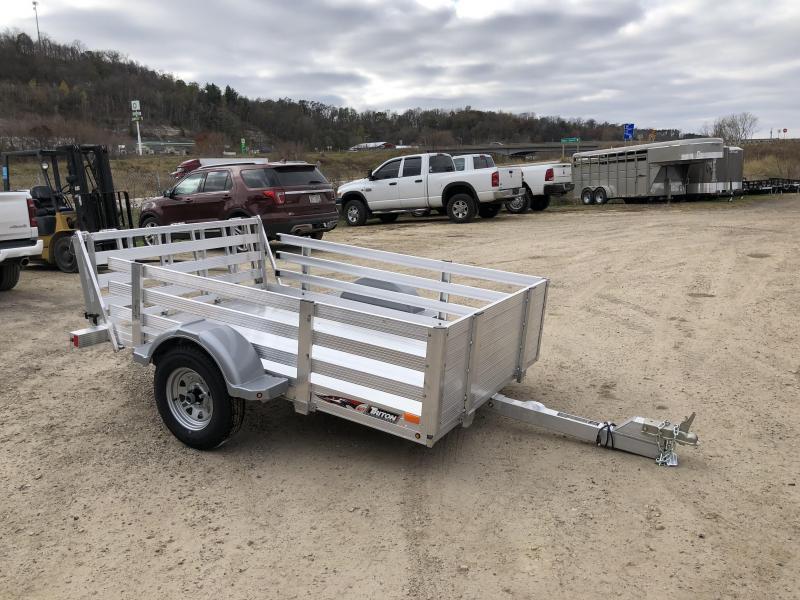 2020 Triton 64X8 Aluminum Utility Trailer