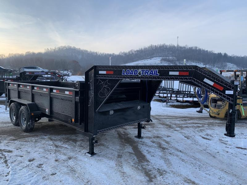2020 Load Trail 83X16 Gooseneck Dump Trailer