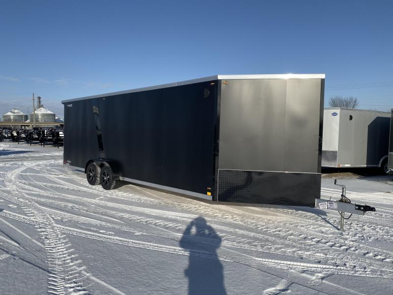 2020 Legend Manufacturing 7.5X29 Inline Snowmobile Trailer