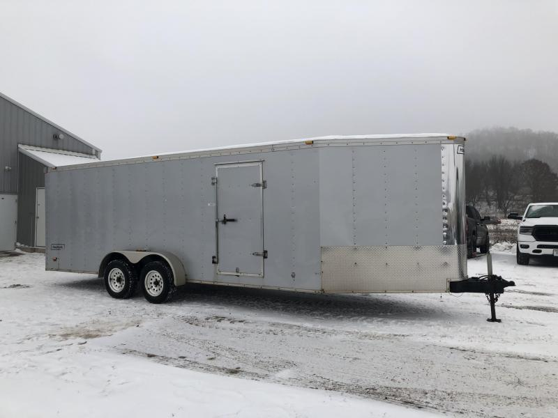 2005 Haulmark 7X25 Snowmobile Trailer
