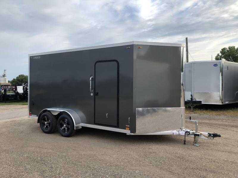 2020 Legend Manufacturing 7X14 FTV Aluminum Enclosed Cargo Trailer