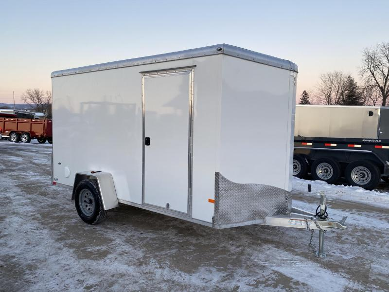 2020 NEO Trailers 6X12 Aluminum Enclosed Cargo Trailer