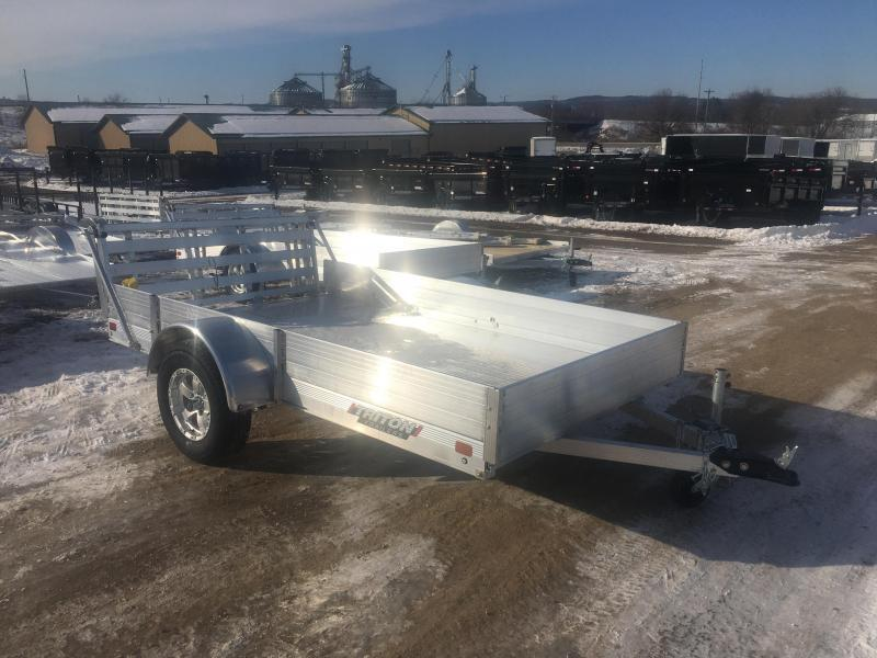 2020 Triton 72X10 Aluminum Utility Trailer