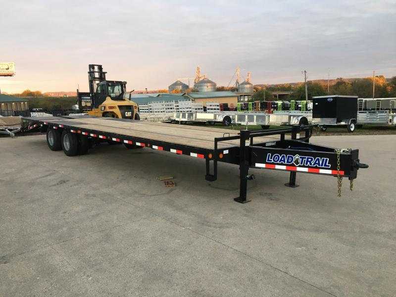 2020 Load Trail 102X32 Deckover Equipment Trailer