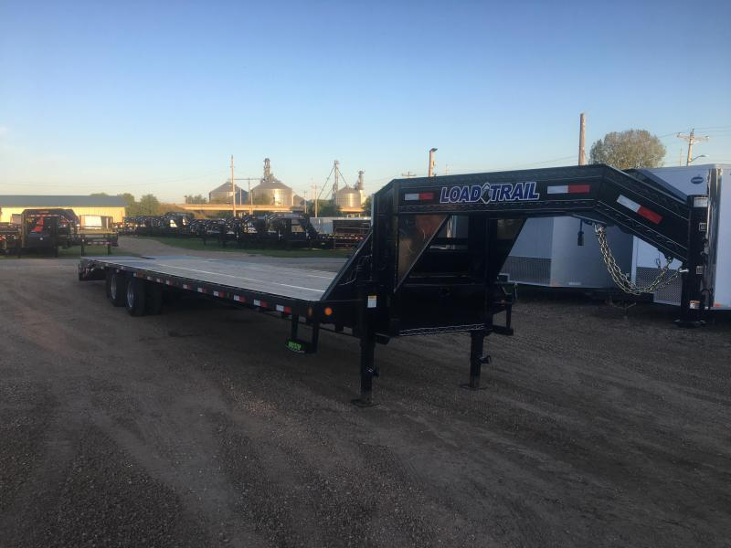 2020 Load Trail 102X36 Gooseneck Deckover Equipment Trailer