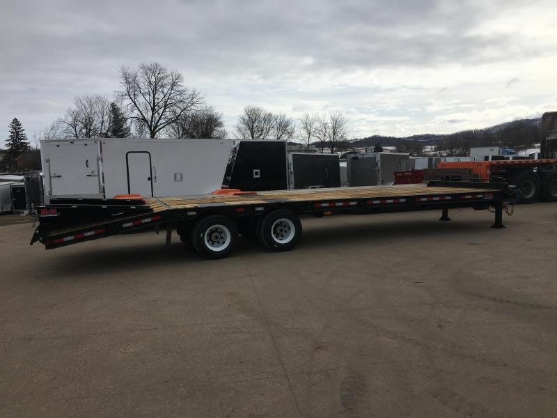 2020 B-B 102X30 Deckover Equipment Trailer