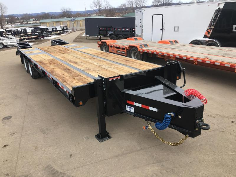 2020 B-B 102X30 Deckover Equipment Trailer
