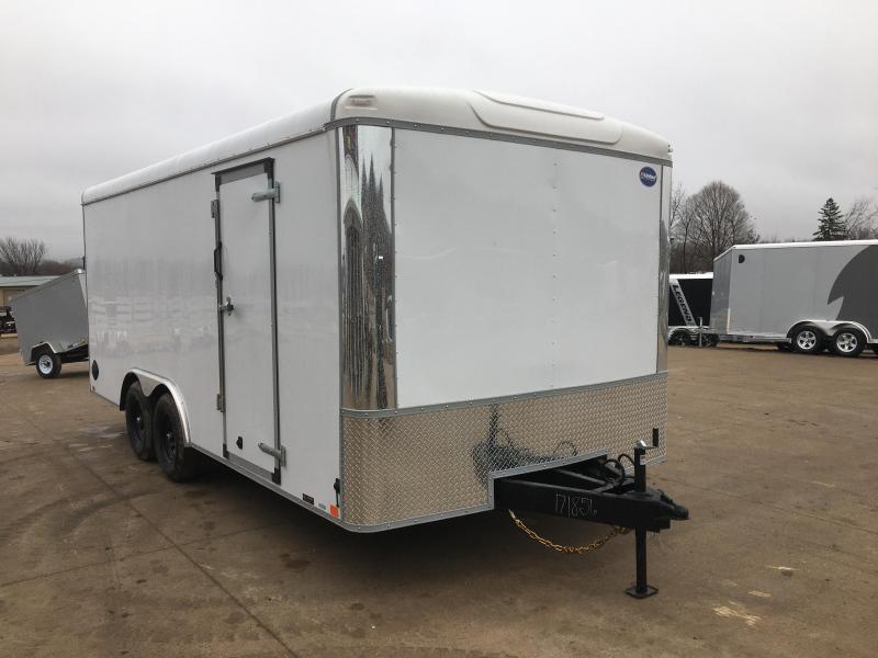 2020 United Trailers 8.5X18 Enclosed Cargo Trailer