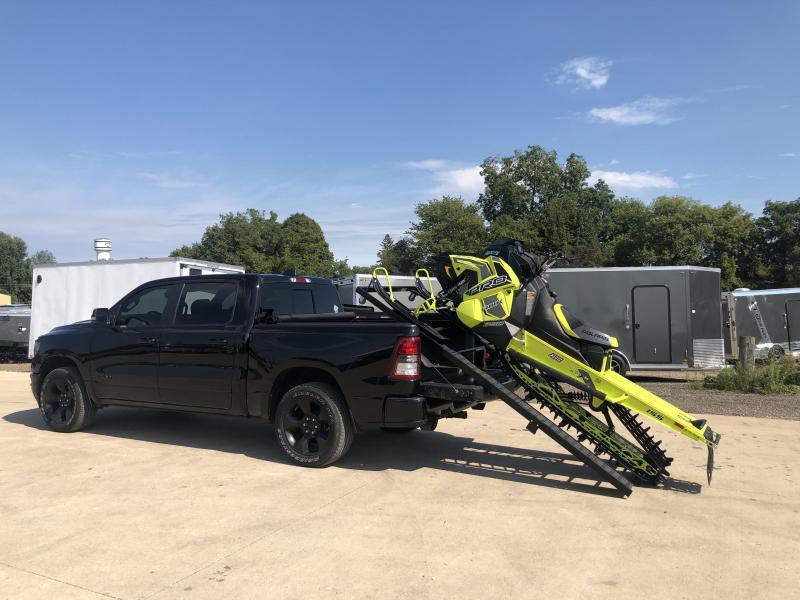 2020 Marlon Single Loader Snowmobile Sled Deck