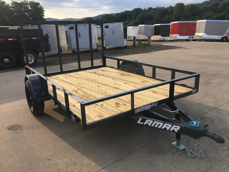 2019 Lamar Trailers 83X10 Utility Trailer