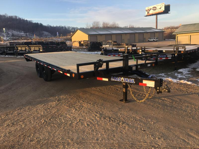 2020 Load Trail 102X20 Deckover Equipment Trailer