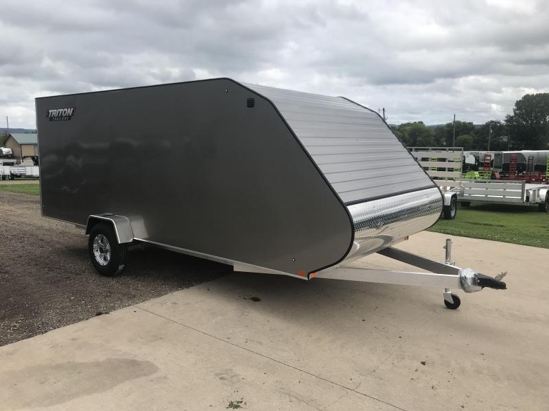 2020 Triton 7X16 Snowmobile Trailer