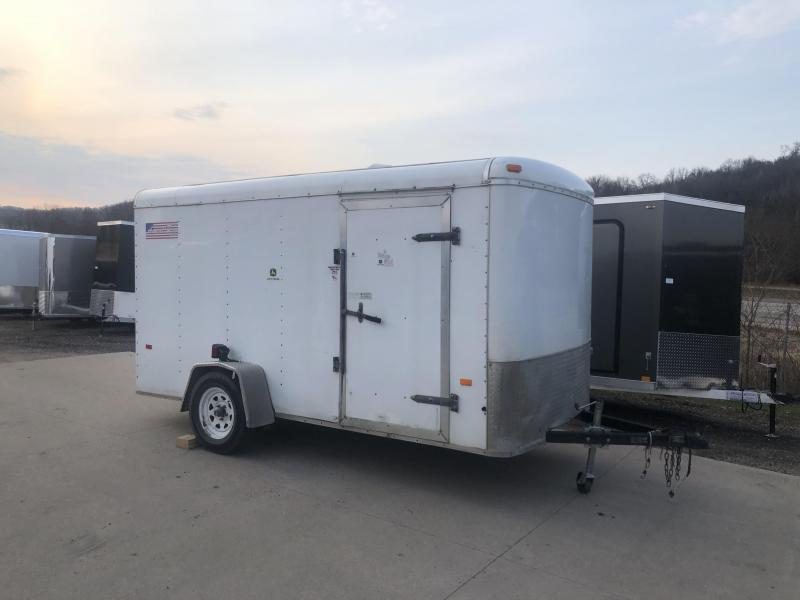 2010 Forest River 6X12 Enclosed Cargo Trailer