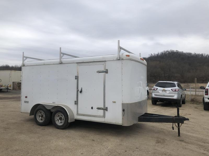 2005 Trailer 7X14 Enclosed Cargo Trailer