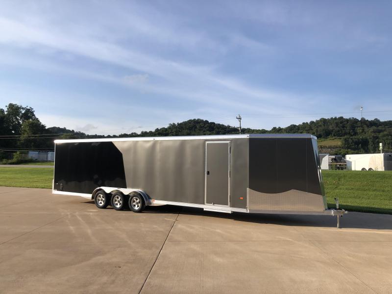 2020 NEO Trailers 7.5X34 Snowmobile Trailer