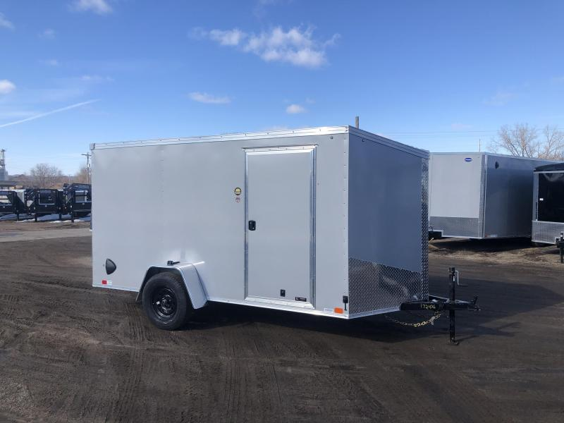 2020 United Trailers 6X12 Enclosed Cargo Trailer