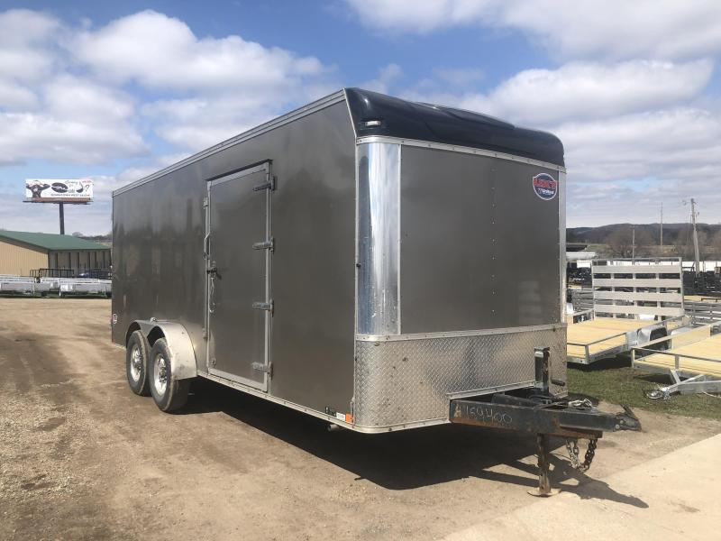 2018 United Trailers 7 X 20 Enclosed Cargo Trailer