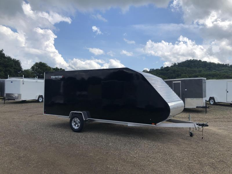2020 Triton 7X16 Snowmobile Trailer