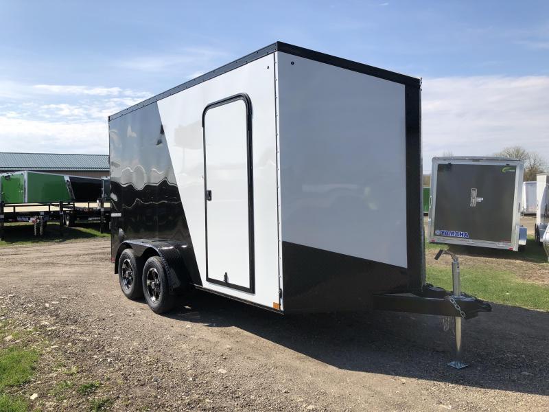2020 Impact Trailers 7X14 Enclosed Cargo Trailer