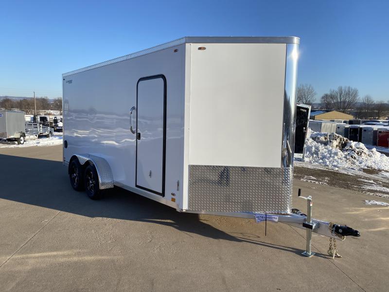 2020 Legend Manufacturing 7X16 FTV Aluminum Enclosed Cargo Trailer