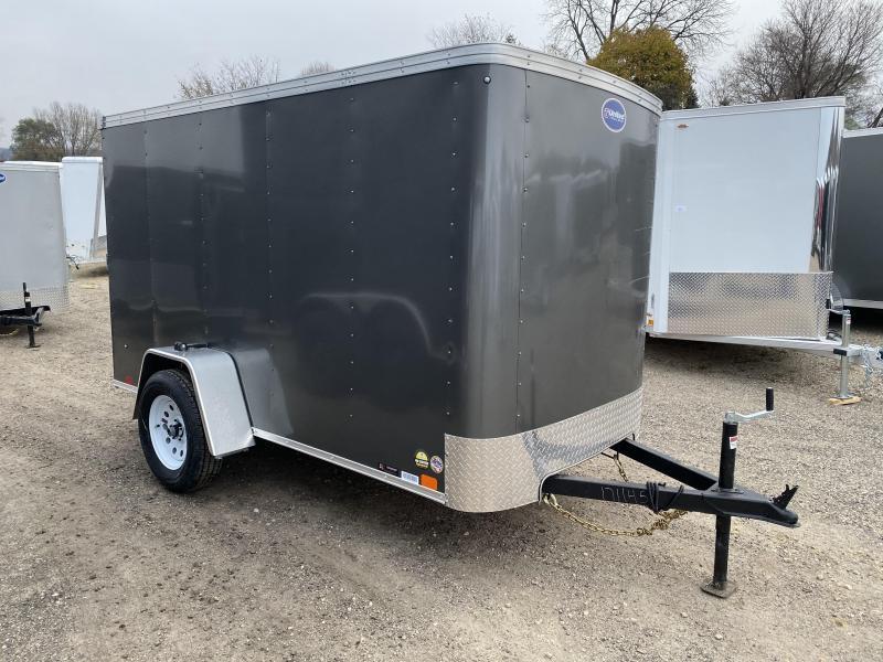 2020 United Trailers 5X10 Enclosed Cargo Trailer