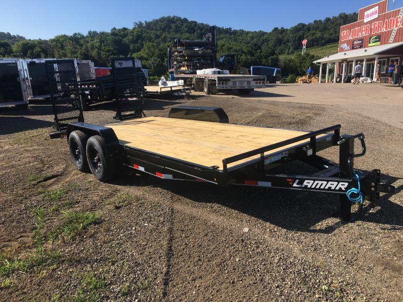 2020 Lamar Trailers 83X18 Car / Racing Trailer