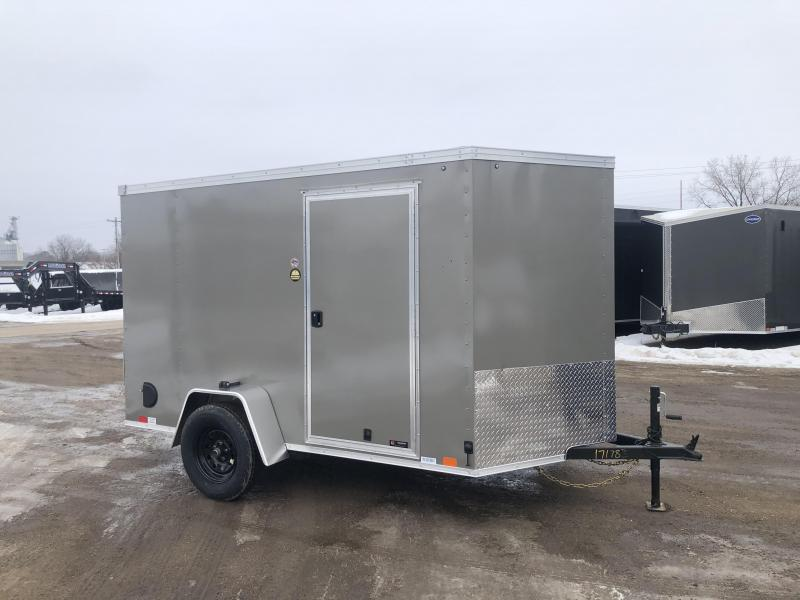 2020 United Trailers 6X10 Enclosed Cargo Trailer