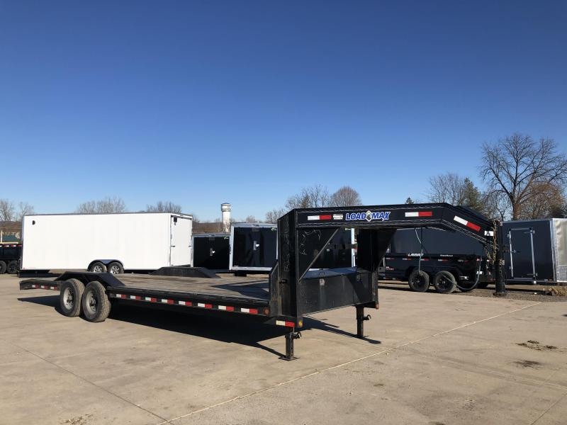 2016 Load Trail 102X26 Gooseneck Car Hauler