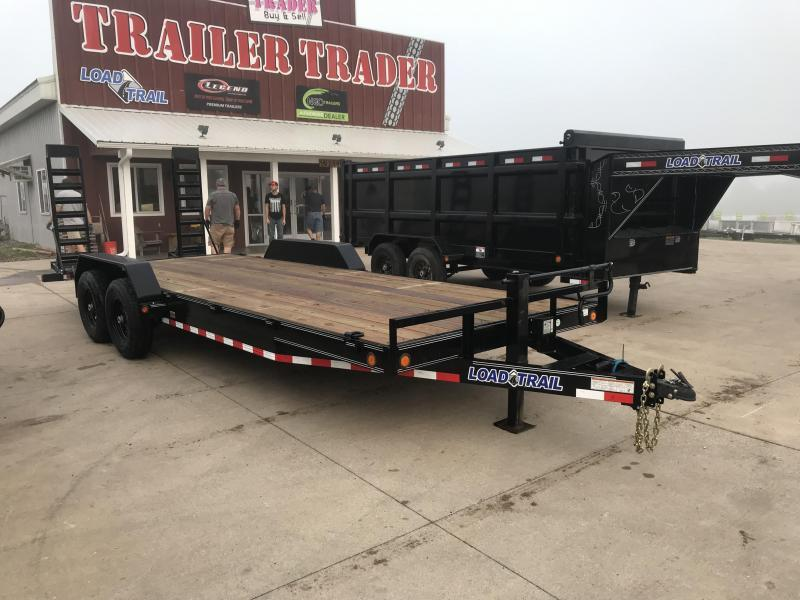 2019 Load Trail 83X22 Car Hauler