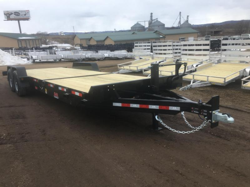 2020 B-B 83X24 Tilt Deck Equipment Trailer