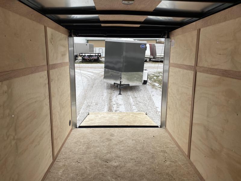 2020 United Trailers 6X12 Enclosed Cargo Trailer