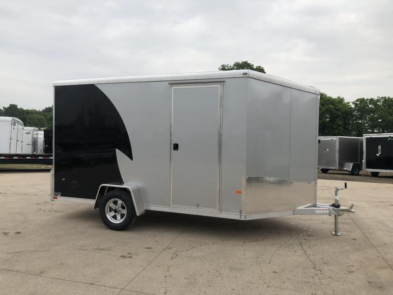 2020 NEO Trailers 7X12 Aluminum Enclosed Cargo Trailer