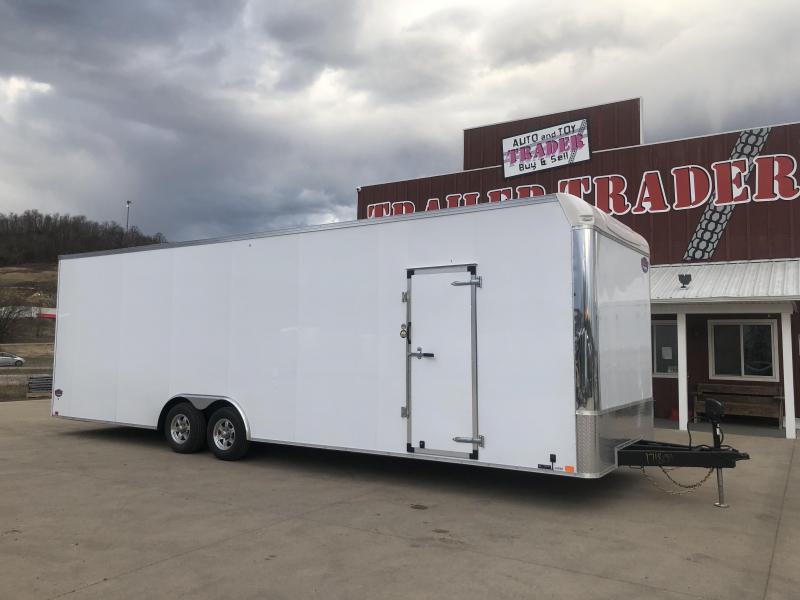 2020 United Trailers 8.5X30 Enclosed Cargo Trailer
