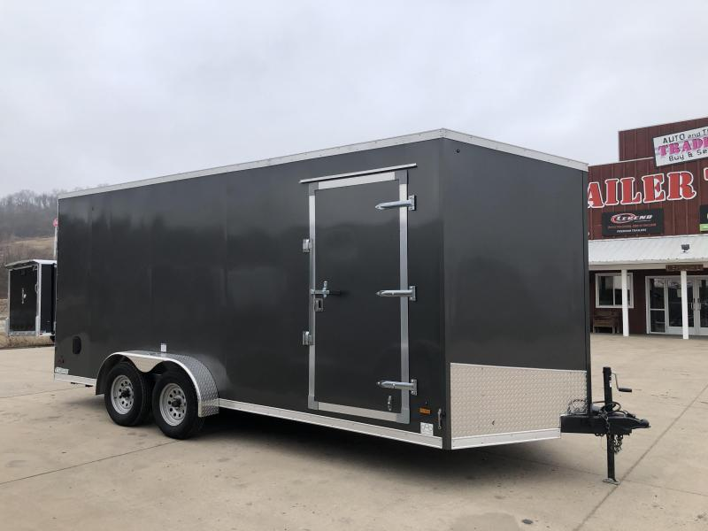 2020 Forest River 7X18 Enclosed Cargo Trailer