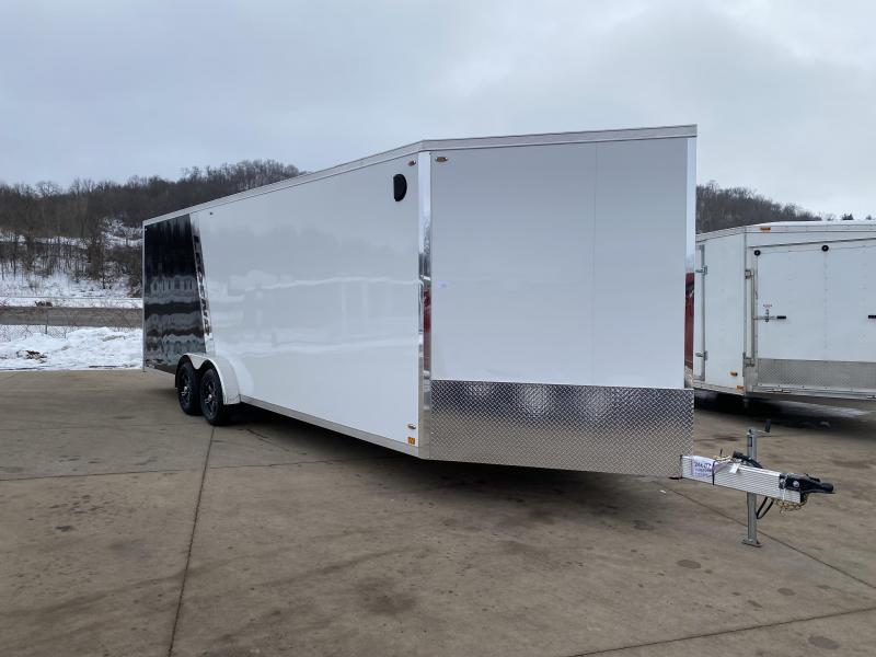 2020 Legend Manufacturing 7.5X29 Inline Snowmobile Trailer