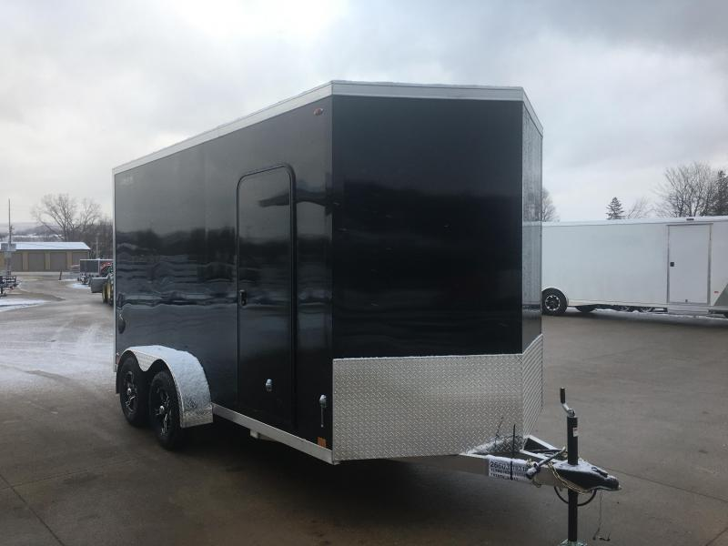2020 Legend Manufacturing 7X14 Thunder Aluminum Enclosed Cargo Trailer