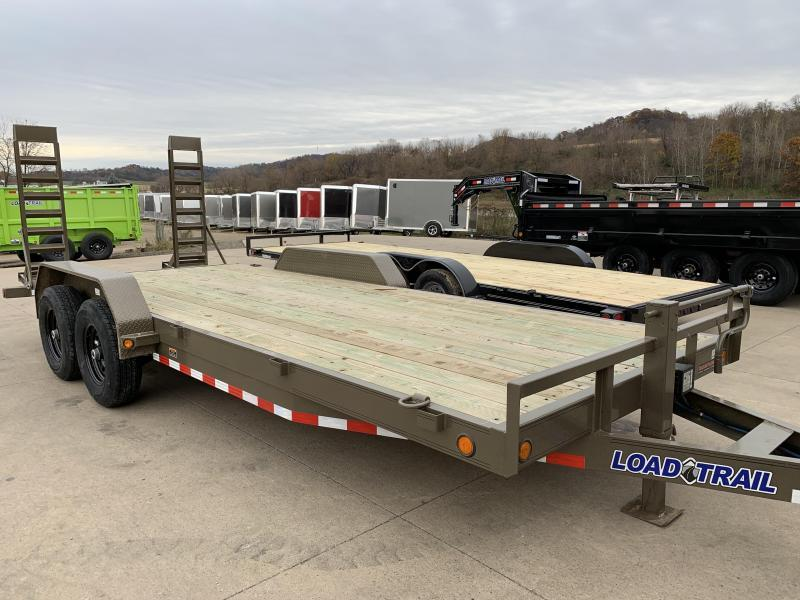2019 Load Trail 83X20 Car / Racing Trailer
