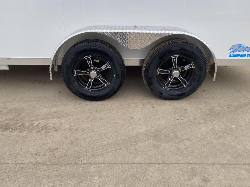 2020 Legend Manufacturing 7X14 Aluminum Thunder Enclosed Cargo Trailer