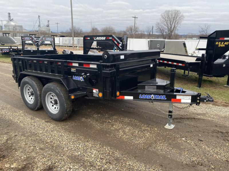 2020 Load Trail 72X10 Load Trail Dump Trailer