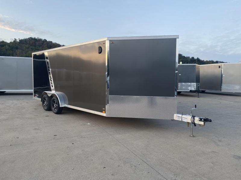 2020 Legend Manufacturing 7.5X23 Inline Snowmobile Trailer