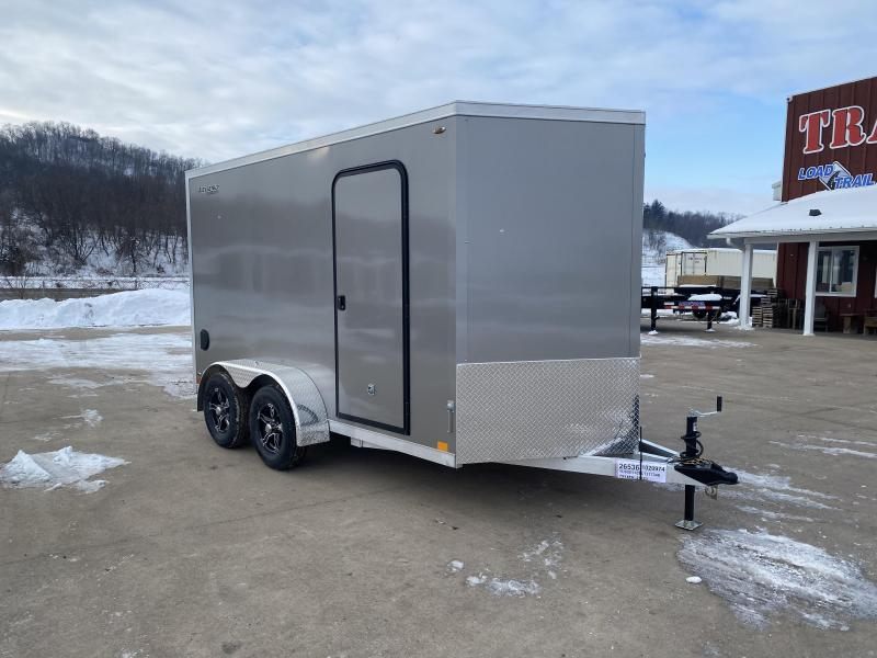 2020 Legend Manufacturing 7X12 Thunder Aluminum Enclosed Cargo Trailer