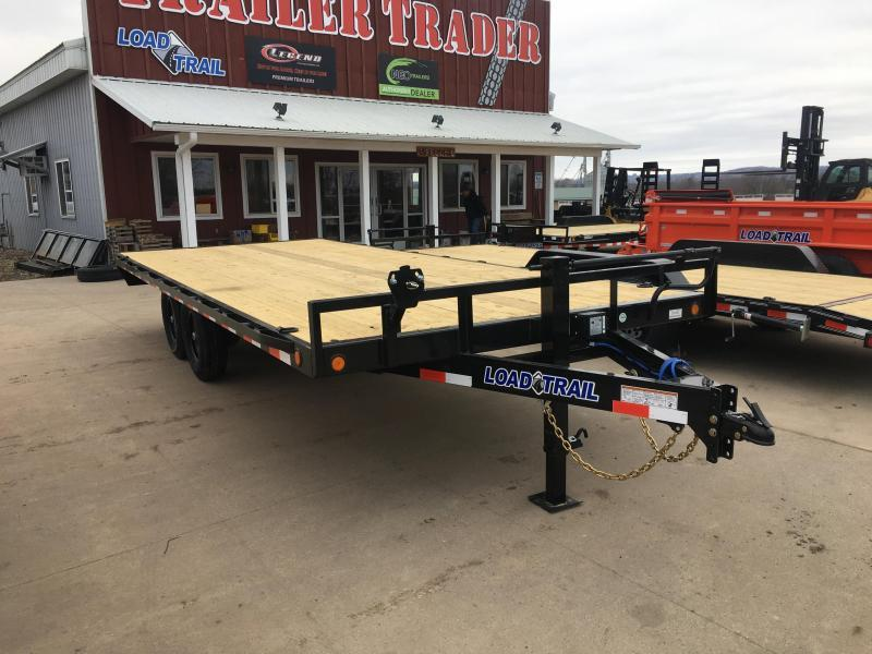 2020 Load Trail 102X20 Deckover Equipment Trailer