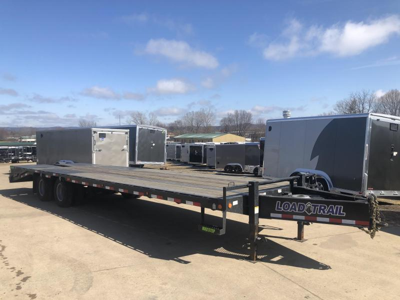 2020 Load Trail 102X30 Deckover Equipment Trailer