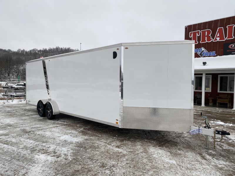 2020 Legend Manufacturing 7X29 Inline Snowmobile Trailer