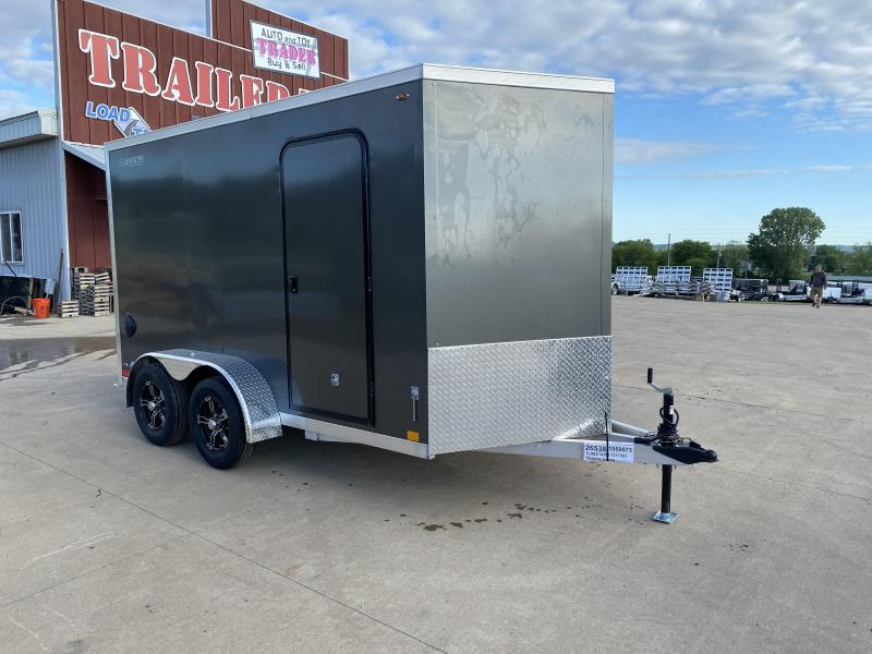 2020 Legend Trailers 7X12 Aluminum Thunder Enclosed Cargo Trailer