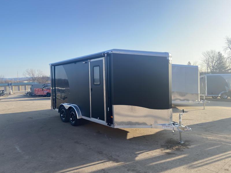 2020 NEO Trailers 7.5X16 Aluminum Enclosed Cargo Trailer