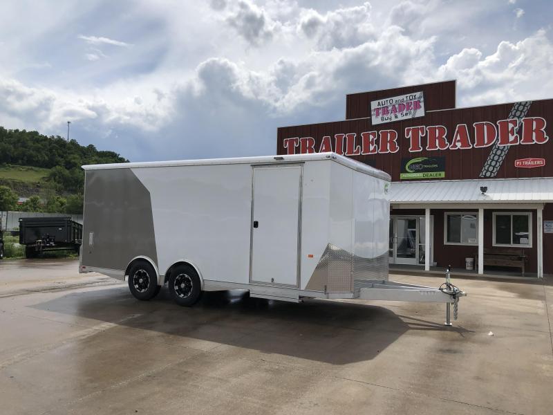 2020 NEO Trailers 8.5X20 Aluminum Enclosed Cargo Trailer