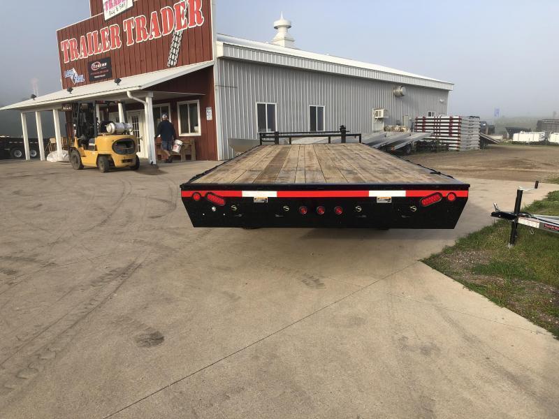 2020 Load Trail 102X24 Deckover Equipment Trailer